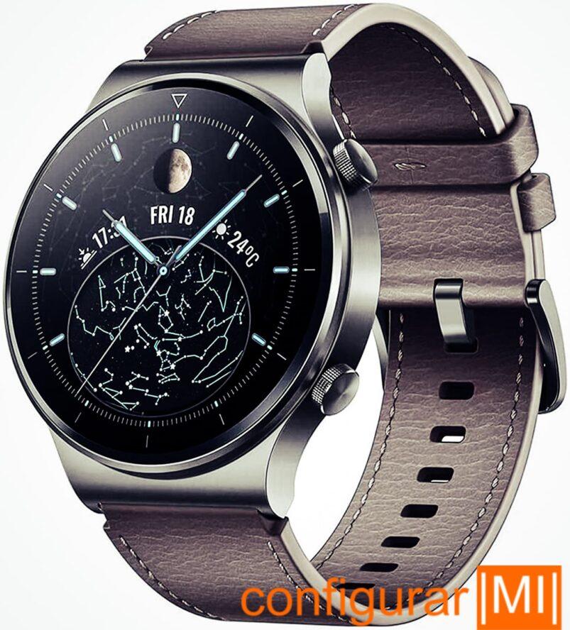 relojes inteligentes huawei gt 2 pro analisis