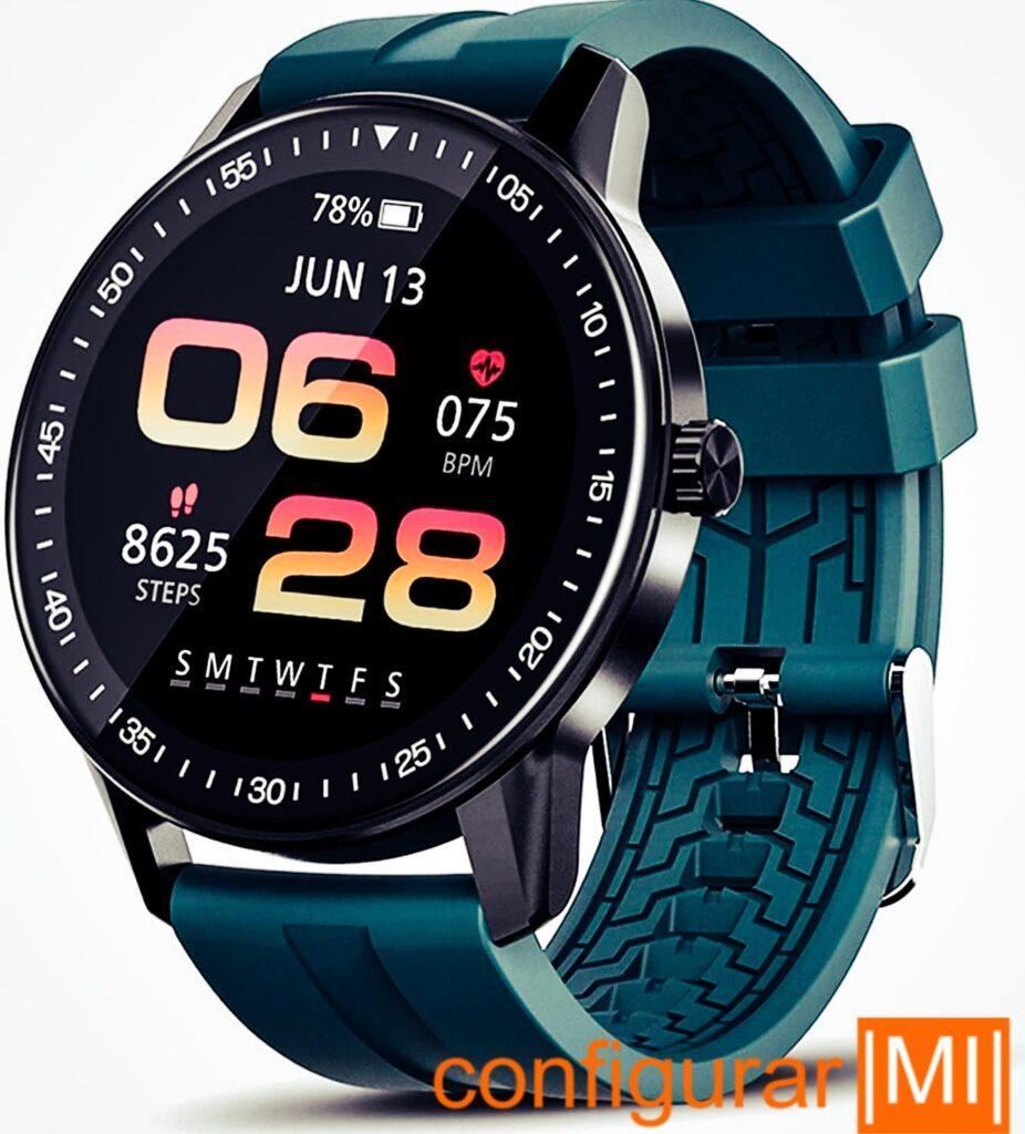 reloj inteligente chino barato