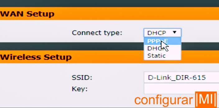 como configurar router D-Link