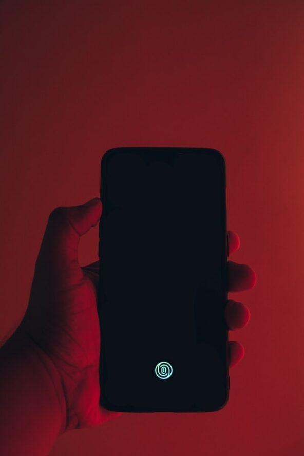 añadir huella digital Redmi 3